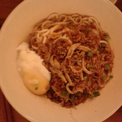 Photo taken at EAT Food Village by Tan V. on 8/6/2012