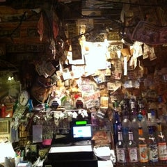 Photo taken at The Thurman Cafe by Scott W. on 3/20/2012