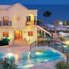 Photo taken at Secrets Capri Riviera Cancun by Luis F. N. on 5/16/2012