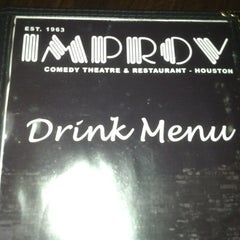 Photo taken at Improv Comedy Theater by Grace P. on 6/16/2012