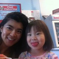 Photo taken at Rita's by Grace K. on 5/21/2012