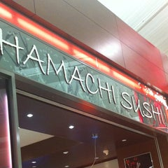 Photo taken at Hamachi Sushi by Paul S. on 2/16/2012