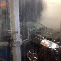 Photo taken at Flagship Car Wash by Deborah B. on 6/2/2012