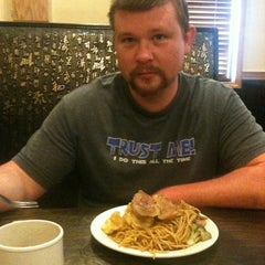 Photo taken at Hibachi Buffet by Chelsea F. on 5/3/2012