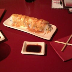 Photo taken at IOU Sushi by Heather S. on 8/10/2012
