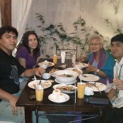 Photo taken at Mely's Garden Restaurant by Godo T. on 2/10/2012