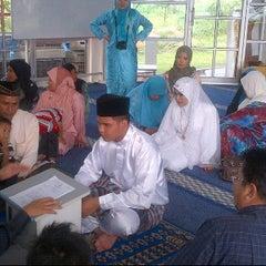 Photo taken at Pejabat Agama Islam Daerah Hulu Langat by Paktamiz bersatu on 4/19/2012