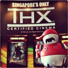 Photo taken at The Cathay Cineplex by Victor L. on 5/15/2012