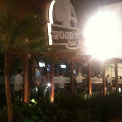 Photo taken at Wood's Bar by Fabricio S. on 6/3/2012