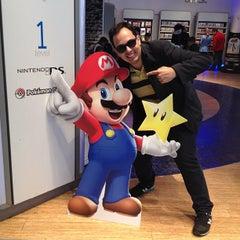 Photo taken at Nintendo World by Breno M. on 4/5/2012