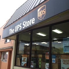 Photo taken at The UPS Store by Christina H. on 3/21/2012