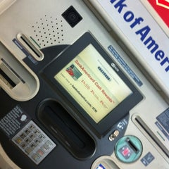 Photo taken at Bank Of America by Marc K. on 4/13/2012