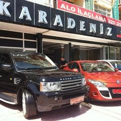 Photo taken at KARADENİZ OTOMOTİV by Haluk K. on 8/14/2012