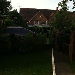 Photo taken at Hop Pole by Mark B. on 6/27/2012