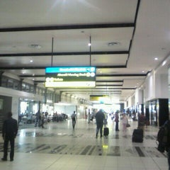 Photo taken at Terminal A International Departures by Ben S. on 3/5/2012