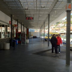 Photo taken at Autobusni Kolodvor Dubrovnik | Dubrovnik Bus Station by Eric L. on 4/12/2012