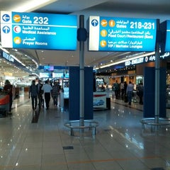 Photo taken at Terminal 3 المبنى by Ahmed M. on 5/4/2012