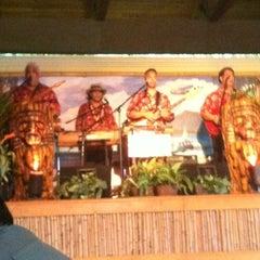 Photo taken at Wantilan Luau by Amanda M. on 7/2/2012