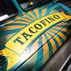 Photo taken at Tacofino Cantina by Justin Y. on 6/21/2012