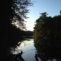 Photo taken at Ginnie Springs by Mark on 4/26/2012