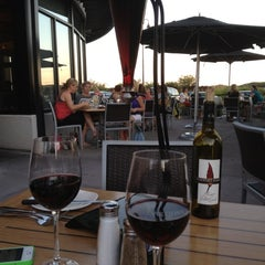 Photo taken at Cooper's Hawk Winery & Restaurant by Stacey on 6/22/2012