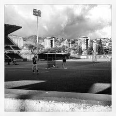 Photo taken at Les Murakami Stadium by Eric P. on 5/19/2012