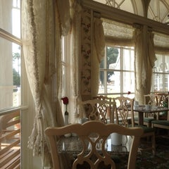 Photo taken at Grand Floridian Café by C.J. G. on 5/30/2012