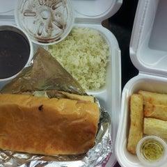 Photo taken at Rey's Cuban Cafe by Kia on 8/10/2012
