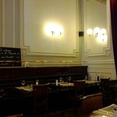 Photo taken at Brasserie François by Petit F. on 4/12/2012