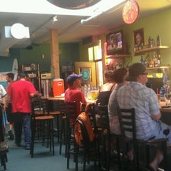 Photo taken at Beach House Grill & Tacos by Brent C. on 6/9/2012