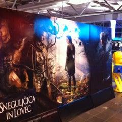 Photo taken at Cineplexx by vesna š. on 3/27/2012