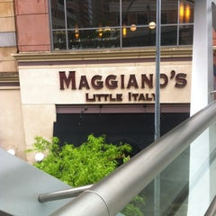 Photo taken at Maggiano's Little Italy by Ultra O. on 6/7/2012