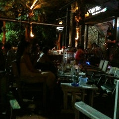 Photo taken at Cafe' De Beach by Thippy C. on 5/19/2012