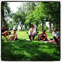 Photo taken at Berkeley Park by Guy M. on 8/5/2012