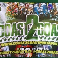 Photo taken at Coast 2 Coast Mixtapes Office by Anthony J. on 2/17/2012