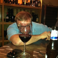 Photo taken at Alcove Wine Bar by Kristin on 8/24/2012