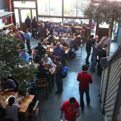 Photo taken at Southern Pacific Brewing by Kevin-John B. on 4/7/2012