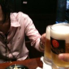 Photo taken at 博多餃子舎603 by Tomoyuki on 7/25/2012