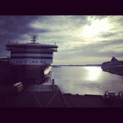 Photo taken at Tallink M/S Star by Susan on 7/3/2012