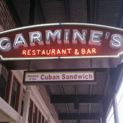 Photo taken at Carmine's by CB on 3/7/2012