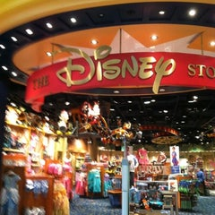 Photo taken at Disney Store by AElias A. on 7/18/2012
