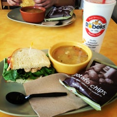 Photo taken at Panera Bread by Cassidy W. on 5/1/2012