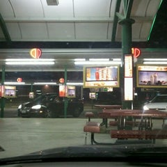 Photo taken at SONIC Drive In by Erin M. on 1/5/2012