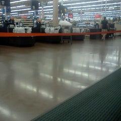 Photo taken at Walmart Supercenter by Courtney S. on 8/31/2011