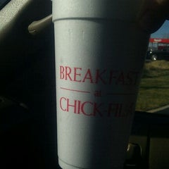 Photo taken at Chick-fil-A by Orlando G. on 1/24/2012