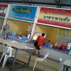 Photo taken at 8LungDorm Dining Hall Khonkaen University by Sorasak I. on 1/22/2012