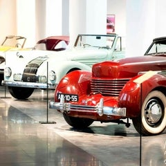 Photo taken at Museo Automovilístico de Málaga by Ideanto on 4/6/2012