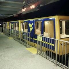 Photo taken at Walnut PRT Station by David R. on 11/3/2011