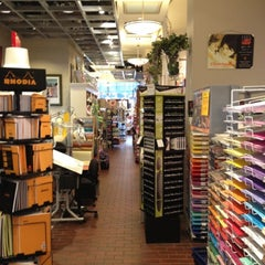 Photo taken at Lee's Art Shop by Mark B. on 8/14/2012