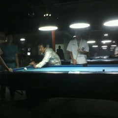 Photo taken at Shooters Pool Table™ by Fauzi S. on 1/31/2012